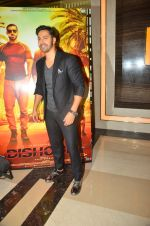 Varun Dhawan at the Trailer Launch of Dishoom in Mumbai on 1st June 2016