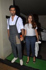 Kunal Kapoor at Houefull 3 screening at Lightbox on 2nd June 2016 (45)_5751292dc1692.JPG