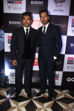 Ram Charan, Dino Morea at GQ Best Dressed Men 2016 in Mumbai on 2nd June 2016 (533)_575133f0bd6e4.JPG