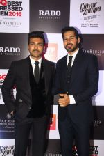 Ram Charan, Dino Morea at GQ Best Dressed Men 2016 in Mumbai on 2nd June 2016 (534)_575133f24332d.JPG