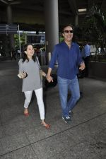 Vidhu Vinod Chopra snapped at airport in Mumbai on 2nd June 2016