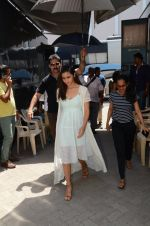 Alia BHatt snapped in Mumbai on 3rd June 2016