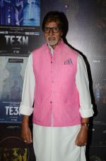 Amitabh Bachchan at the promotion of Te3n on 3rd June 2016