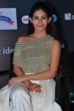 Amyra Dastur at siima awards press meet on 3rd June 2016