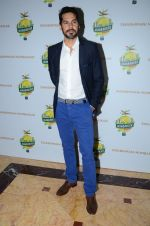 Dino Morea at Swabhiman Mumbaikar event to honour Padmabhushan winners on 3rd June 2016
