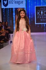 Harshaali Malhotra on ramp for Kids fashion week on 3rd June 2016 (63)_5752d2ee3851b.JPG