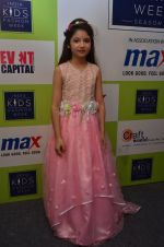 Harshaali Malhotra on ramp for Kids fashion week on 3rd June 2016 (90)_5752d30c09e76.JPG