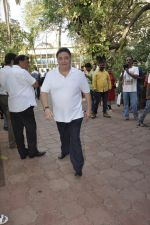 Rishi Kapoor snapped at Vikas Mohan