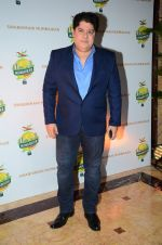 Sajid Khan at Swabhiman Mumbaikar event to honour Padmabhushan winners on 3rd June 2016