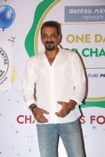 Sanjay Dutt at Tata Memorial hospital for kids hosted by Dentsu Aegis Network on 3rd June 2016