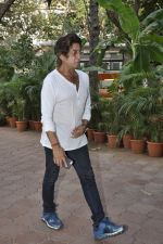 Shakti Kapoor snapped at Vikas Mohan_s prayer meet on 3rd June 2016 (29)_5752d6d0ce532.JPG