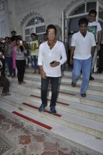 Shakti Kapoor snapped at Vikas Mohan_s prayer meet on 3rd June 2016 (59)_5752d6d266ca5.JPG
