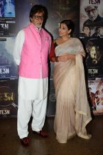 Vidya Balan, Amitabh Bachchan at the promotion of Te3n on 3rd June 2016 (14)_5752e4f7858d3.JPG