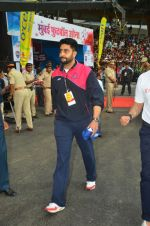 Abhishek Bachchan at celebrity soccer match in Mumbai on 4th June 2016