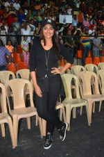 Sonakshi Sinha at celebrity soccer match in Mumbai on 4th June 2016 (12)_575400e733225.jpg