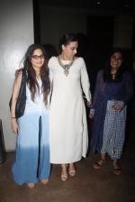 Alvira Khan, Swara Bhaskar at Nil Battey Sannata screening on 5th June 2016
