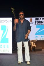 Jackie Shroff at Asif Bhamla foundation event on world environment day in Mumbai on 5th June 2016