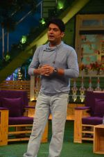 Kapil Sharma on the stets of Kapil Sharma Show on 5th June 2016