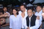 Sanjay Dutt, Priya Dutt at Asif Bhamla foundation event on world environment day in Mumbai on 5th June 2016 (9)_57551afc9c4f8.JPG