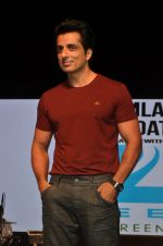 Sonu Sood at Asif Bhamla foundation event on world environment day in Mumbai on 5th June 2016 (43)_57551a87725ba.JPG