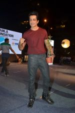 Sonu Sood at Asif Bhamla foundation event on world environment day in Mumbai on 5th June 2016 (76)_57551a761269d.JPG