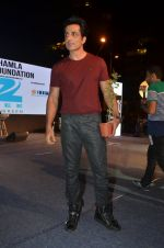 Sonu Sood at Asif Bhamla foundation event on world environment day in Mumbai on 5th June 2016 (78)_57551a77869b5.JPG