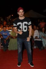 Sooraj Pancholi at Asif Bhamla foundation event on world environment day in Mumbai on 5th June 2016