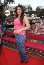Zarine Khan at Asif Bhamla foundation event on world environment day in Mumbai on 5th June 2016 (102)_57551b563e624.JPG