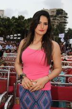 Zarine Khan at Asif Bhamla foundation event on world environment day in Mumbai on 5th June 2016 (107)_57551b6f7d4d4.JPG