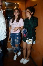 Alia Bhatt, Masaba at Udta Punjab screening on 6th June 2016