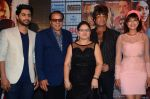 Dharmendra, Shakti Kapoor, Madalsa Sharma, Yogesh Kumar at the launch of film Dil Sala Sanki in Mumbai on 6th June 2016 (63)_575652703a957.JPG