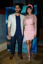 Madalsa Sharma, Yogesh Kumar at the launch of film Dil Sala Sanki in Mumbai on 6th June 2016 (46)_575651cb85156.JPG