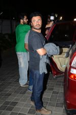 Vikas Bahl at Udta Punjab screening on 6th June 2016