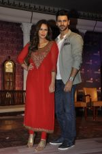 Vivek Dahiya, Mona Singh at Kawach...Kaali Shaktiyon Se press conference on 6th June 2016 (17)_57564f62aafa2.JPG