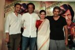 Kay Kay Menon, Kirti Kulhari, Kabir Lovee, Navneet Behal at the trailer launch of San Pachattar 75 on 7th June 2016 (5)_5757b681a90be.JPG