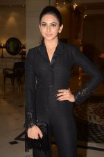 Rakul Preet Singh at 63RD FILMFARE AWARDS SOUTH 2016 PRESSMEET on 7th June 2016 (104)_5757ba6cb0bd0.JPG