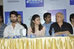 Alia Bhatt, Shahid Kapoor, Mahesh Bhatt at Udta Punjab controversy meet by IFTDA on 8th June 2016