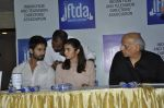 Alia Bhatt, Shahid Kapoor, Mahesh Bhatt at Udta Punjab controversy meet by IFTDA on 8th June 2016 (7)_57597267689fe.JPG