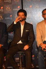 Anil Kapoor at 24 show press meet in Mumbai on 8th June 2016