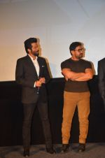 Anil Kapoor, Aamir Khan at 24 show press meet in Mumbai on 8th June 2016