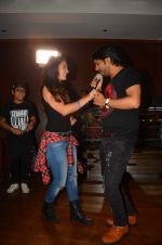 Ankit Tiwari at Lauren Gottlieb organizes Leap for Hunger charity event on 8th June 2016