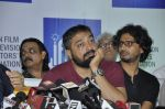 Anurag Kashyap at Udta Punjab controversy meet by IFTDA on 8th June 2016
