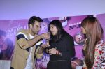 Ekta Kapoor, Reeth Mazumder, Johny Baweja at Trailer launch of film A Scandall on 8th June 2016