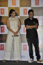 Huma Qureshi, Bhushan Kumar at Dillagi launch on 8th June 2016