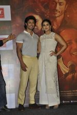 Huma Qureshi, Vidyut Jamwal at Dillagi launch on 8th June 2016