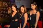Madhurima Tuli, Sapna Pabbi at 24 show press meet in Mumbai on 8th June 2016
