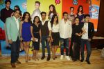 Monjoy Mukerji, Divya Choksey, Jayaka Yagnik , Nilesh Lalwani,Sahil Anand, Niyati Joshi, Sarah Far and Herry Tangri at Hai Apna Dil Toh Awara Bash on 8th June 2016