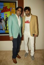 Monjoy and SUjoy Mukerji at Hai Apna Dil Toh Awara Bash on 8th June 2016