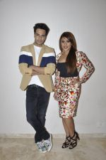 Reeth Mazumder, Johny Baweja at Trailer launch of film A Scandall on 8th June 2016 (18)_5759749991c00.JPG