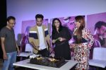 Reeth Mazumder, Johny Baweja, Ekta Kapoor at Trailer launch of film A Scandall on 8th June 2016